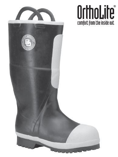 Black Diamond Rubber Boot