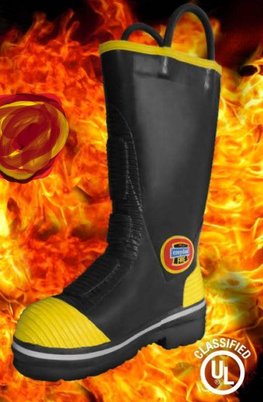 Croyon Rubber Boot